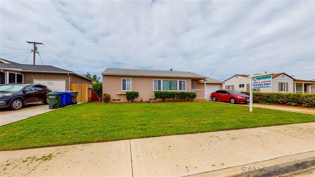 1202 9th st, Imperial Beach home for sale